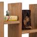 Barcelona bookshelf frstbsnt10004 m 3 2x